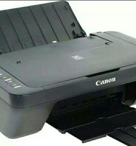 Принтер МФУ Canon pixma MG2540S《б/у》