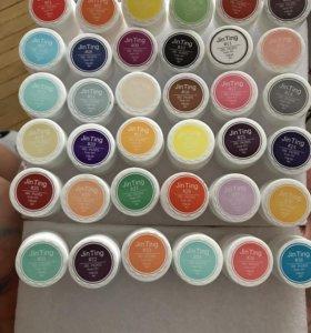 Гель-лаки 36 цветов набор новый
