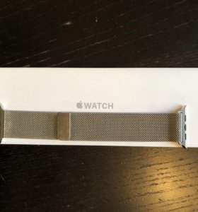 Ремешок Apple watch 42 мм Milanese loop