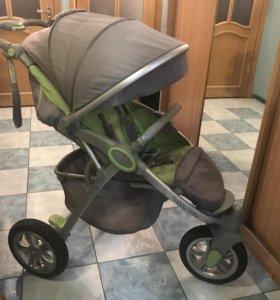 Детская прогулочная коляска Happy Baby