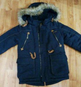 Куртка детская, зимняя