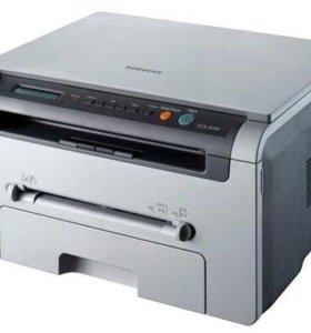 МФУ Samsung SCX-4200 принтер сканер копир