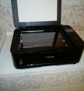 Принтер мфу цветной Canon pixma MG 5240