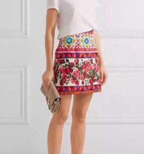 Юбка и топ Dolce Gabbana