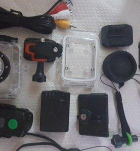 Экшн-камера TEXET DVR-905S видеорегистратор.