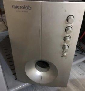 Microlab 5,1 колонки