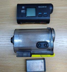 Action camera Sony as30v с Wi-Fi и GPS