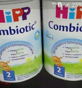 Хипп комбиотик 2 800гр