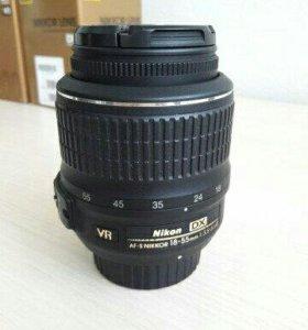 Объектив Nikon AF-S 18-55