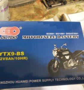 Аккумулятор OUTDO YTX-9BS