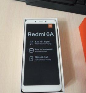 Xiaomi Redmi 6A 16 Гб новый