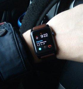 Apple watch series 3 38mm часы, обмен iphone 7