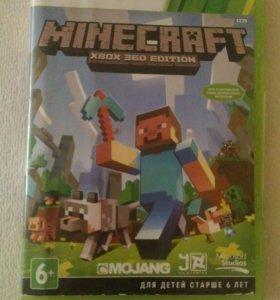 Игра на Xbox 360 Майнкрафт
