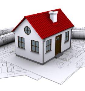 Тех.планы, обмеры, жилые дома, квартиры, дачи