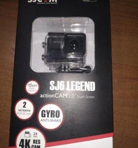 Sjcam sj6 legend(экшен камера)