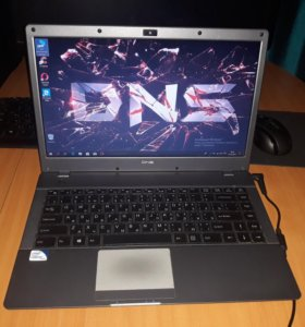 Ультрабук DNS X300D