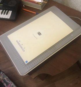 Сконер HP Scanjet G2710