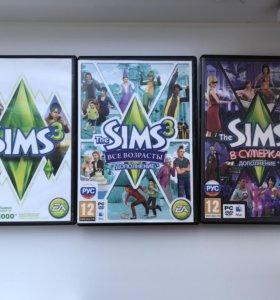 Игра Sims 3