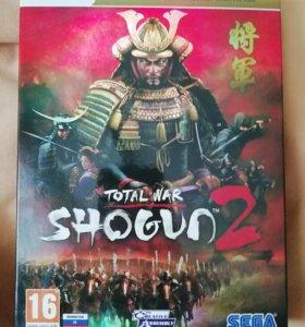 Коллекционное издание TOTAL WAR SHOGUN 2