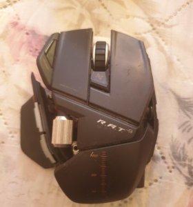 Беспроводная мышка MAD CATZ R.A.T 9