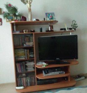 Стеллаж под телевизор