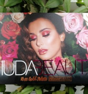 Тени Hudabeauty Collection Rose Gold Remastered