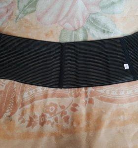 Бандаж послеродовой (цвет черный)