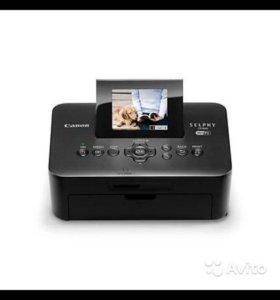 Компактный фото принтер CANON