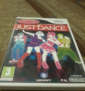 Just dance Лицензионная игра для нинтендо ВИИ