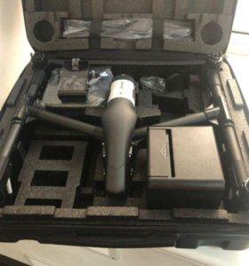 Квадрокоптер DJI Inspire 1 Pro Black Edition + Ze