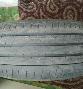 Шина 245/50 R18 Pirelli p zero