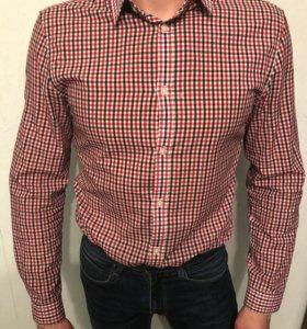 Мужские рубашки ZARA, H&M