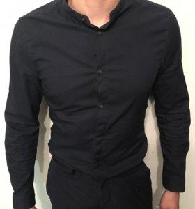 Мужские рубашки MANGO, ZARA