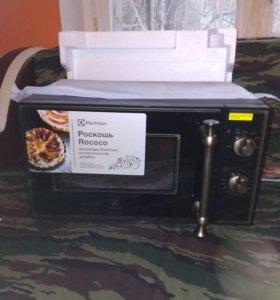 Новая Микроволновая печь Electrolux