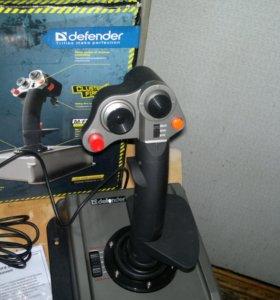 Джойстик Defender Cobra M5 USB