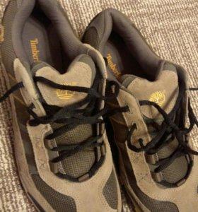 Новые кроссовки timberland 45
