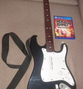 Rock Band 4 для ps4