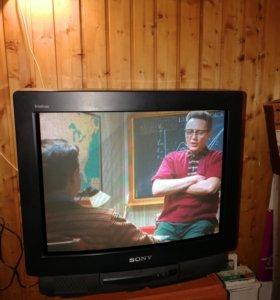 Телевизор Sony 21 дюйм