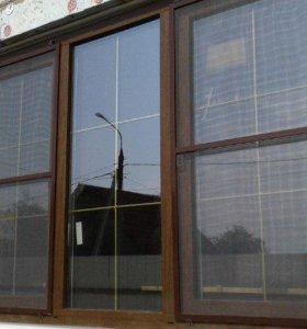 Ремонт пластиковых окон - Москитные сетки