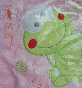 Новое полотенце для купания