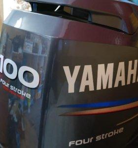Новый колпак для лодочного мотора YAMAHA F100DETL