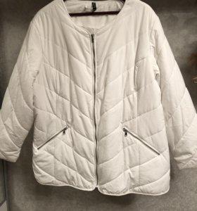 Куртка женская р 68 Новая