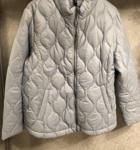 Куртка женская р 66 Новая