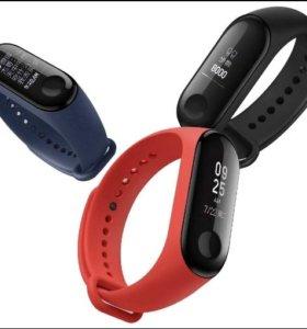 Xiaomi Mi Band 3 , фитнес браслет