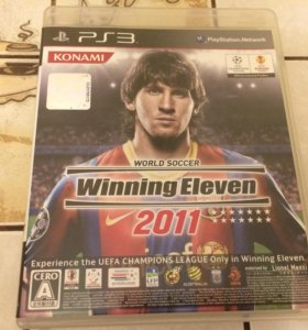 🇯🇵 World Soccer Winning Eleven 2011 (NTSC-J)