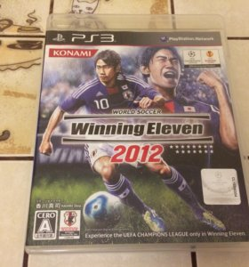 🇯🇵 World Soccer Winning Eleven 2012 (NTSC-J)