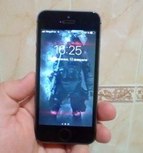 ОБМЕН iPhone 5s 16Gb