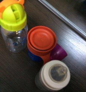 Чашка, поильник, бутылочка
