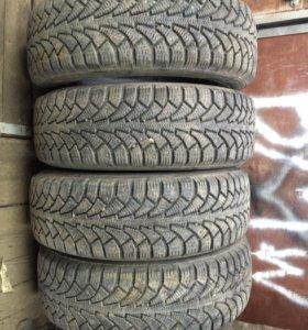 195 65 15 зимние шины шип