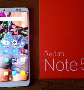 Xiaomi Redmi note 5 4/64gb global version